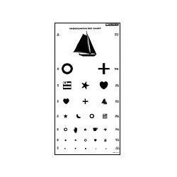 Graham Field Kindergarten Eye Chart