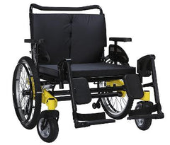EV Rider Spring Heavy-Duty Bariatric Wheelchair
