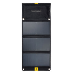 Power Traveller Falcon 21 Foldable Multi-Voltage Solar Panel