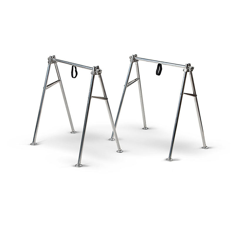 Junkin Folding Litter Support Stands
