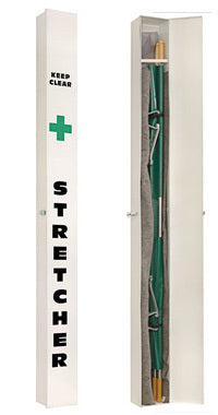 Junkin Aluminum Pole Stretcher Complete Kit
