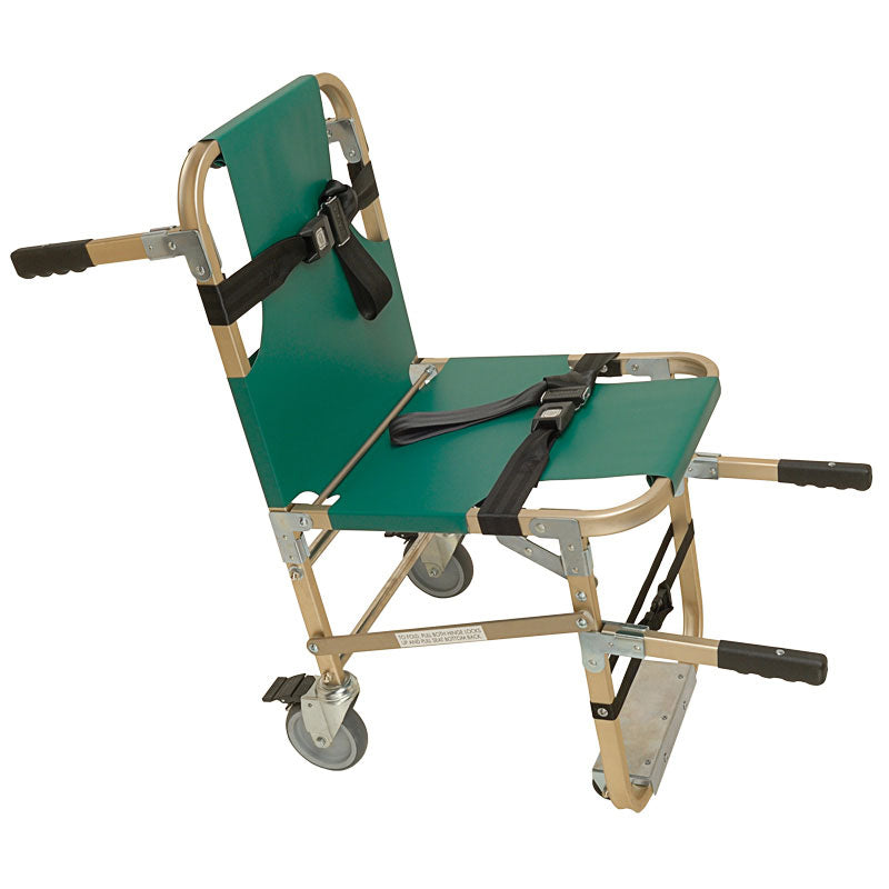 Junkin 4-Wheeled Safety Evacuation Chair