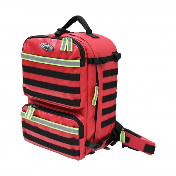 Kemp USA Tarpaulin Red Rescue & Tactical Bag