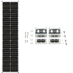Zamp Solar 90-Watt Long Expansion Kit