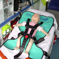 Kidy Safe Pediatric Harness for Emergency Transport