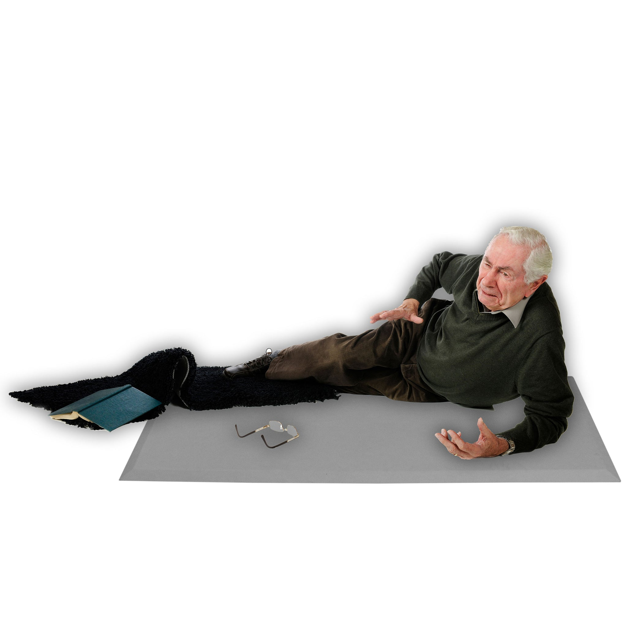 Smart Caregiver CordLess Pressure Sensor Fall Mat