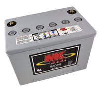 MK Battery 12V 60 Ah Heavy Duty Sealed Gel Battery