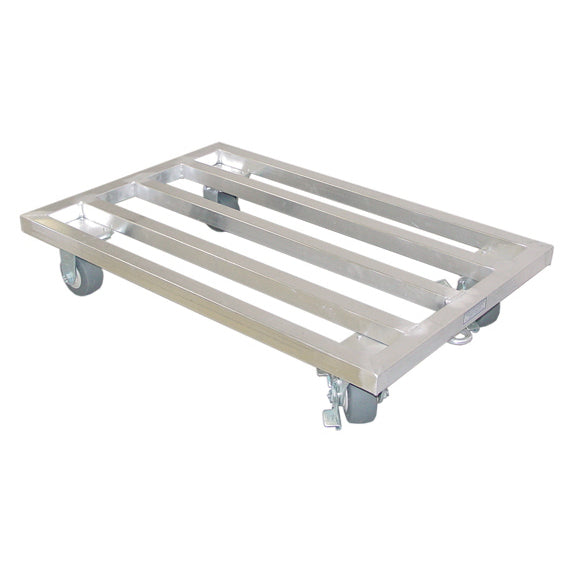 PVI Foodservice Aluminum Mobile Dunnage Rack