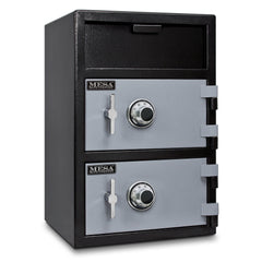 Mesa MFL3020CC Double Door Depository Safe