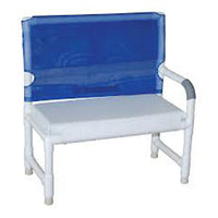 MJM Shower Bench with Adjustable Height