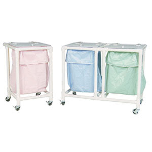 MJM Double Bag Hamper with Leak-Proof Bag