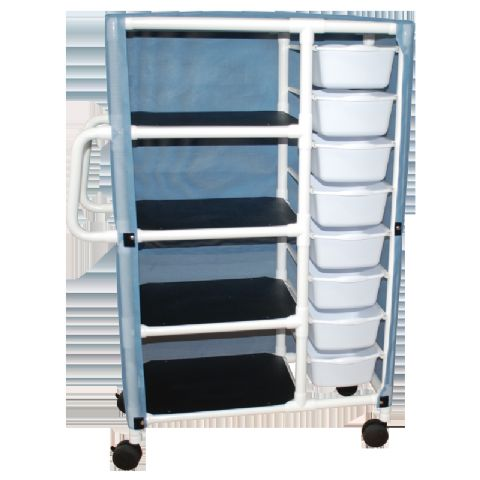 MJM Specialty Medical Cart