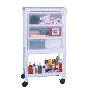 MJM Universal Cart with Slide Out Drawers