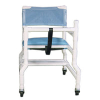 MJM Adult Wide PVC Institutional Walker