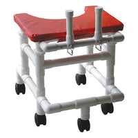 MJM Pediatric Platform Walker with Adjustable Height