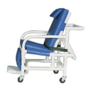 MJM Petite Mobile PVC Geri Chair