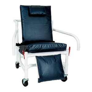 MJM Three Position Geri-Chair with Elevated Legrest and Dual Drop Arms
