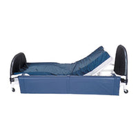 MJM Low Bed with Adjustable Head Section
