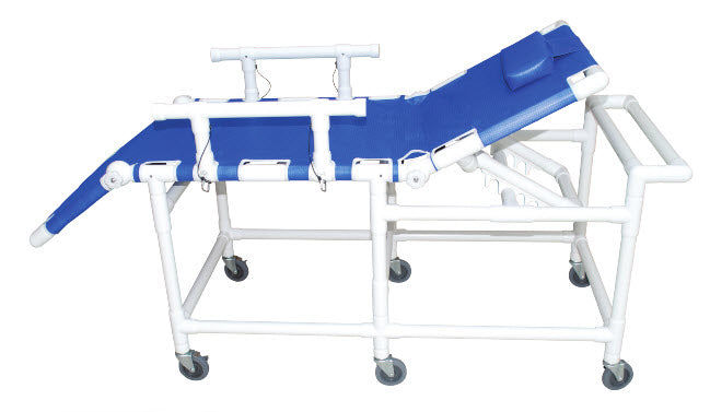 MJM Multi-Positioning Sling Gurney with Elevated Head Rest