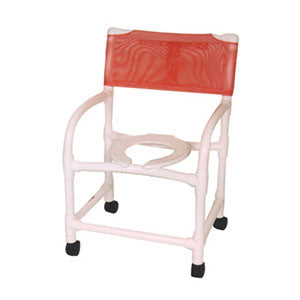 MJM 22 in. Echo Shower Chair
