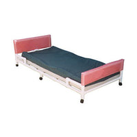 MJM Echo Low Bed with Headboard and Footboard