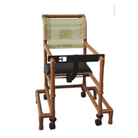 MJM Wood Tone Total Walker