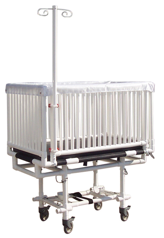 MJM Surge Overflow Crib Bed