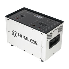 Humless GO Mini 1500 Series .64 KWH Lightweight Solar Generator