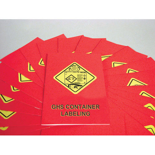 MARCOM GHS Container Labeling Poster
