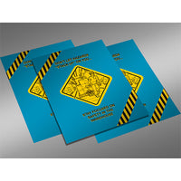 MARCOM Warehouse Safety Poster
