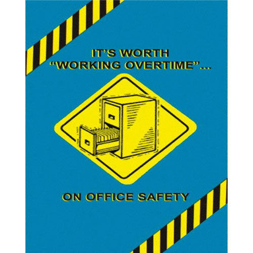 MARCOM Office Safety Poster