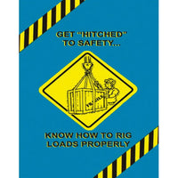 MARCOM Rigging Safety Poster