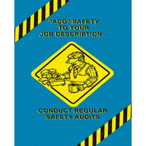 MARCOM Safety Audits Poster