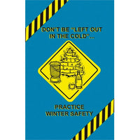 MARCOM Winter Safety Poster