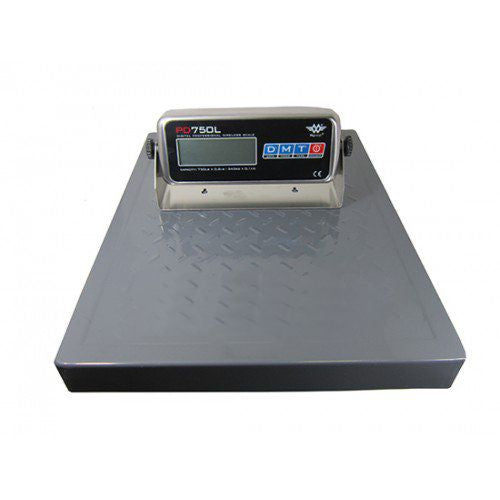 ConvaQuip Bariatric Bathroom Scale with Wireless Display