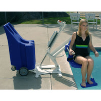 Aqua Creek The Portable Pro Pool Lift