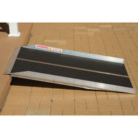 PVI Ramps Solid Non-Folding Wheelchair Ramp