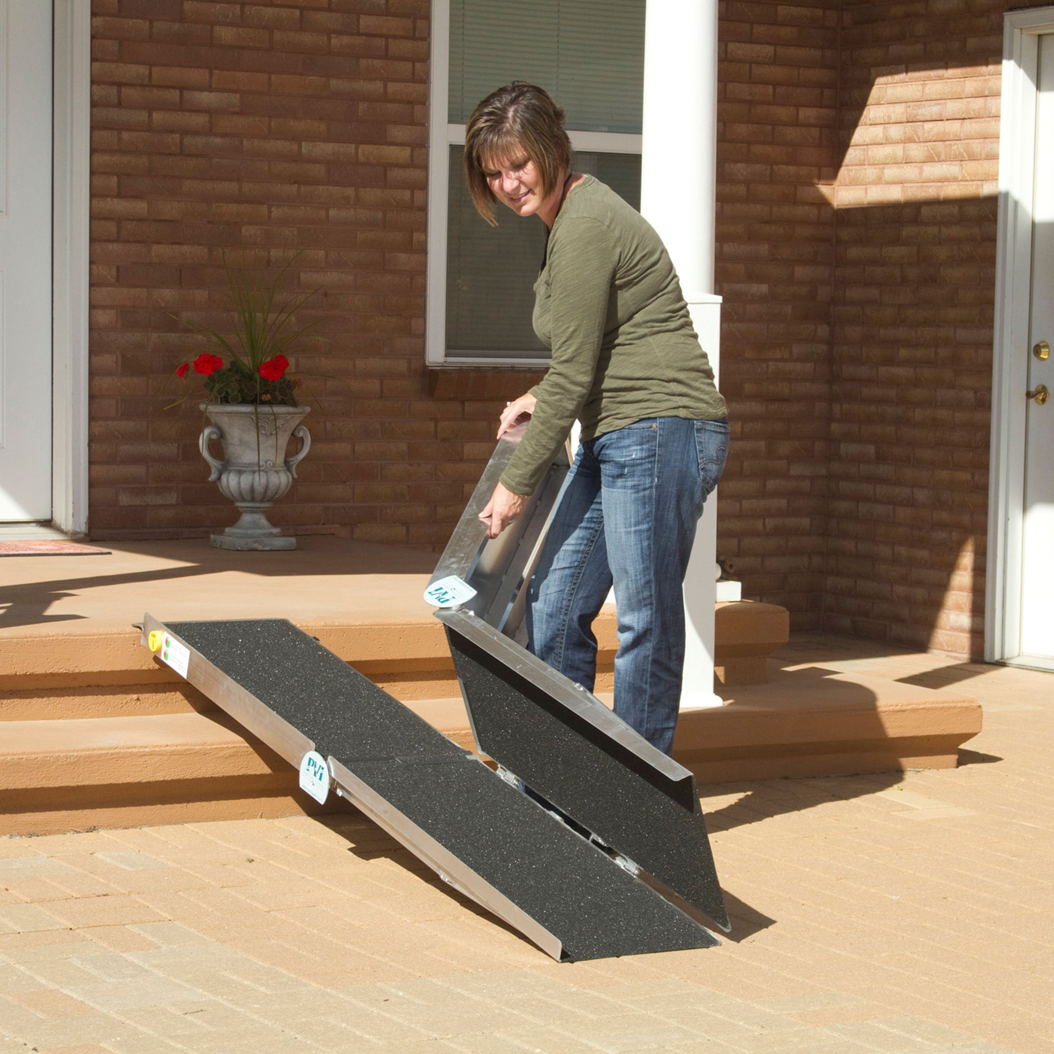 PVI Ramps Multifold Wheelchair Ramp