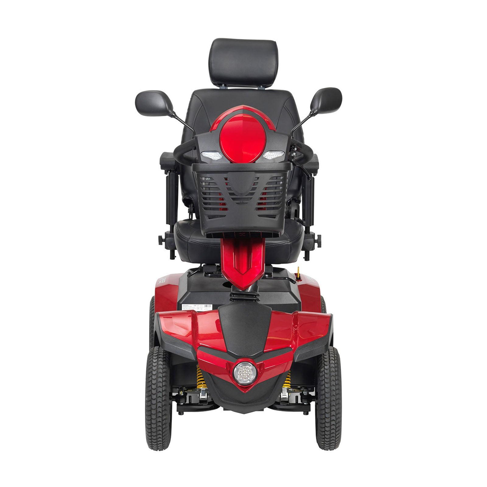 Drive Panther Heavy Duty 4-Wheel Scooter