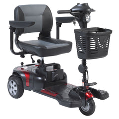 Drive Phoenix Heavy-Duty 3-Wheel Travel Scooter