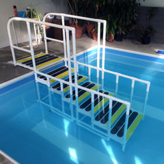 AquaTrek Pool Access Step