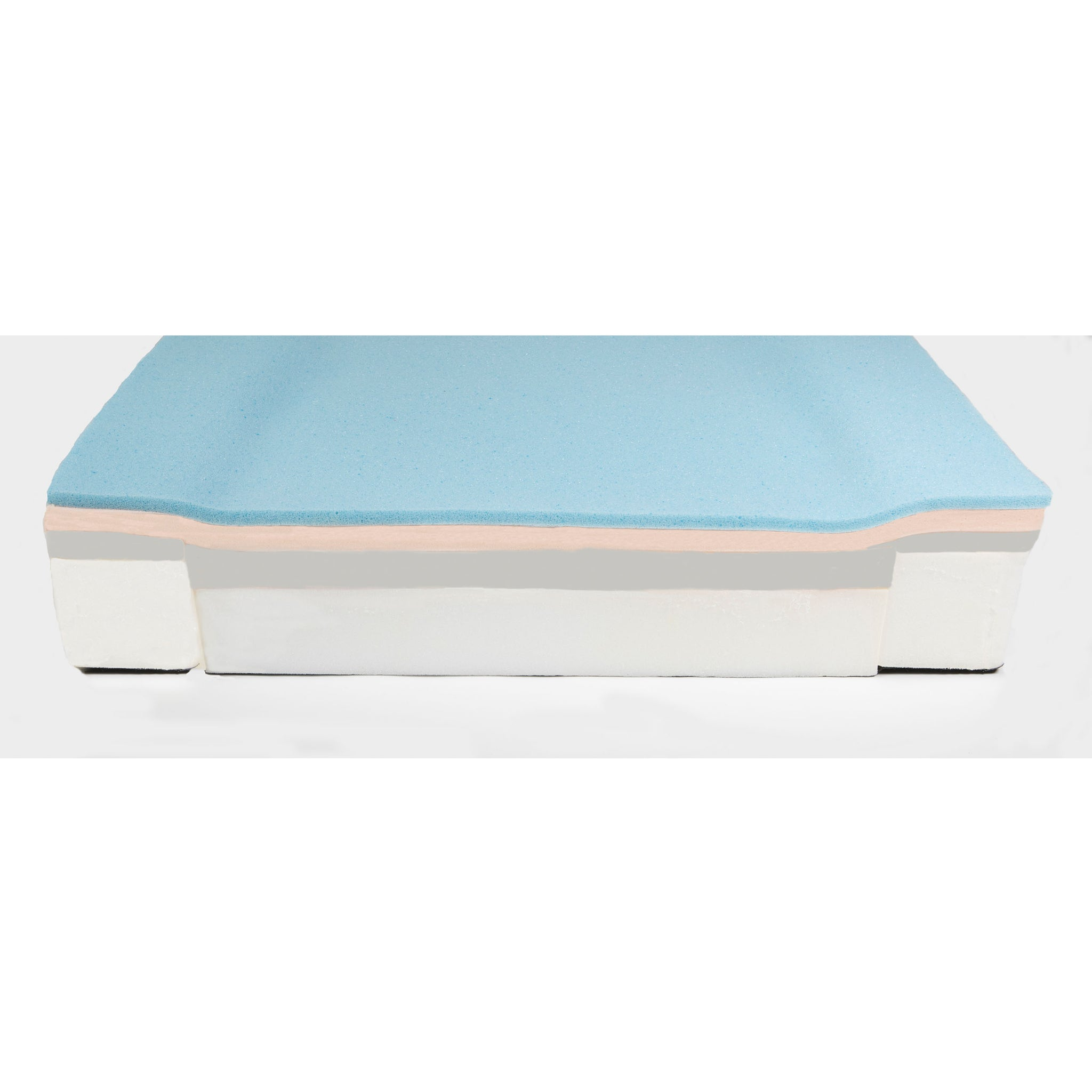 Proactive Protekt® Supreme Support Self-Adjusting Air/Foam Mattress with Optional Alternating Pressure Pump