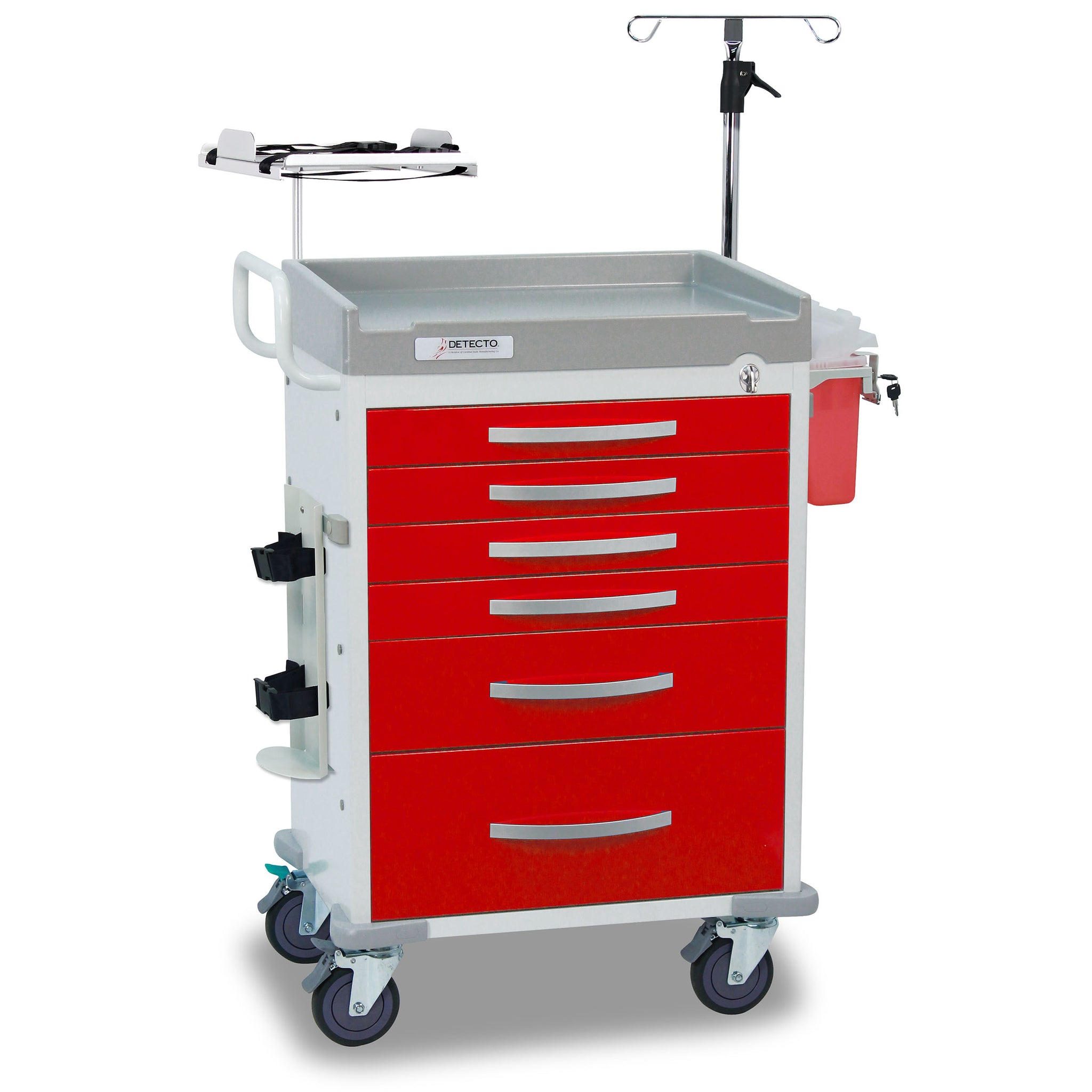 Detecto Rescue Series ER Medical Cart