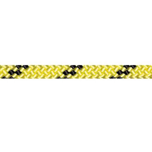11mm EZ Bend™ PMI® Hudson Classic Professional Rope (Arc Yellow/Black)