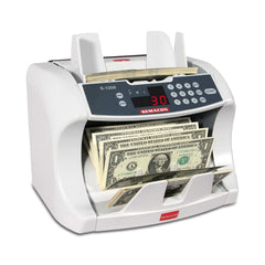 Semacon S-1200 Series Bank Grade Currency Counter