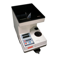 Semacon  S-100 Series Heavy Duty Coin Counter / Offsorter