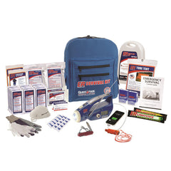 ER™ Emergency Ready 2-Person Ultimate Deluxe Backpack Survival Kit