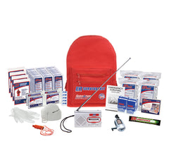 ER™ Emergency Ready 4-Person Deluxe Backpack Survival Kit