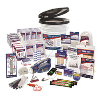 ER™ Emergency Ready 4-Person Ultimate Deluxe Earthquake Survival Kit