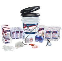ER™ Emergency Ready 4-Person Deluxe Survival Kit
